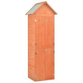 Shumee Záhradná úložná kôlňa 71x60x213cm