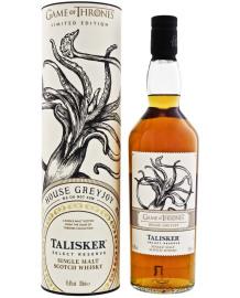 Talisker Game of Thrones House Greyjoy 0.7l