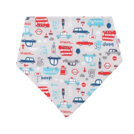 New Baby Detská bavlnená šatka na krk For Boys