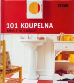 101 koupelna - barvy,styly,zařízení