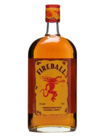 Fireball Cinnamon Whisky 0.7l