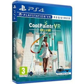 CoolPaintr VR: Deluxe Edition