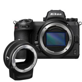 Nikon Z6II + FTZ