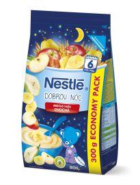 Nestlé Mliečna kaša ovocná Dobrú noc 300g