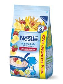 Nestlé Mliečna kaša jahoda - banán 300g