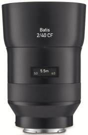Carl Zeiss Batis 40mm f/2.0 Sony