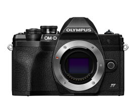 Olympus E-M10 Mark IV