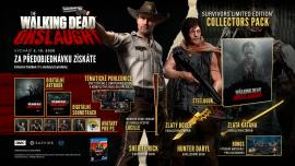 The Walking Dead: Onslaught VR Survivors Ed.