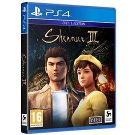 Shenmue III – Day 1 Edition