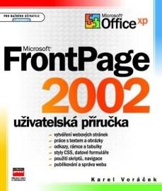 Microsoft FrontPage 2002 - uživatelská příručka