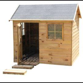 Marimex Domček detský drevený Chata
