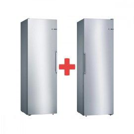 Bosch KSV36VLEP + GSN36VLFP