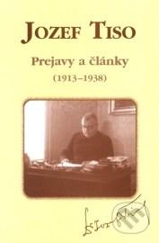 Jozef Tiso - Prejavy a články (1913 - 1938)