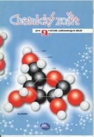 Chemický zošit pre 9. ročník základných škôl