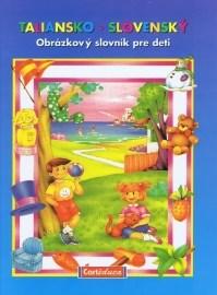 Taliansko-slovenský obrázkový slovník pre deti
