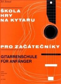Škola hry na kytaru - pro začátečníky