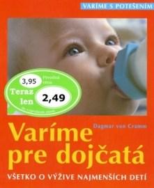 Varíme pre dojčatá