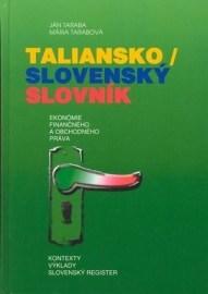Taliansko-slovenský slovník ekonómie, finančného a obchodného práva