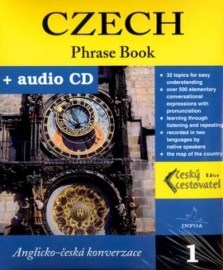 Czech - Phrase Book + CD