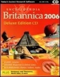Britannica Deluxe Edition 2006 CD-Rom