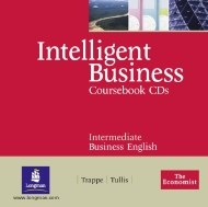 Intelligent Business Coursebook CDs (2 CD) - cena, porovnanie