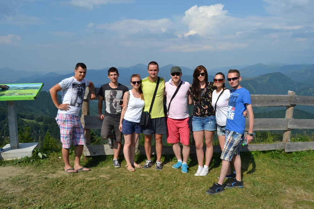 Na vrchole Donovalov