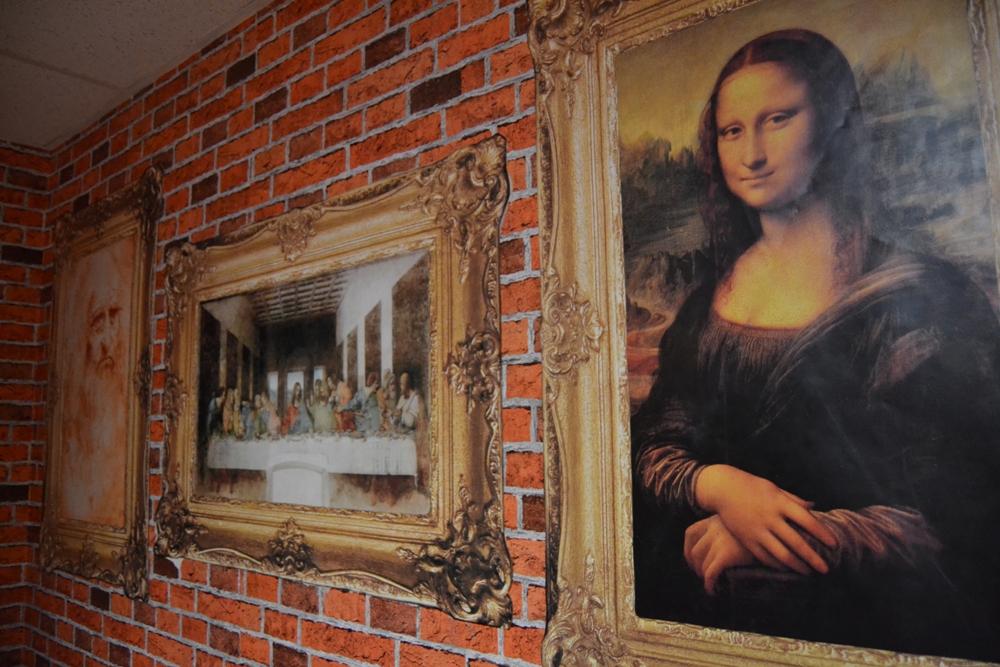 Da Vinciho tajomná izba