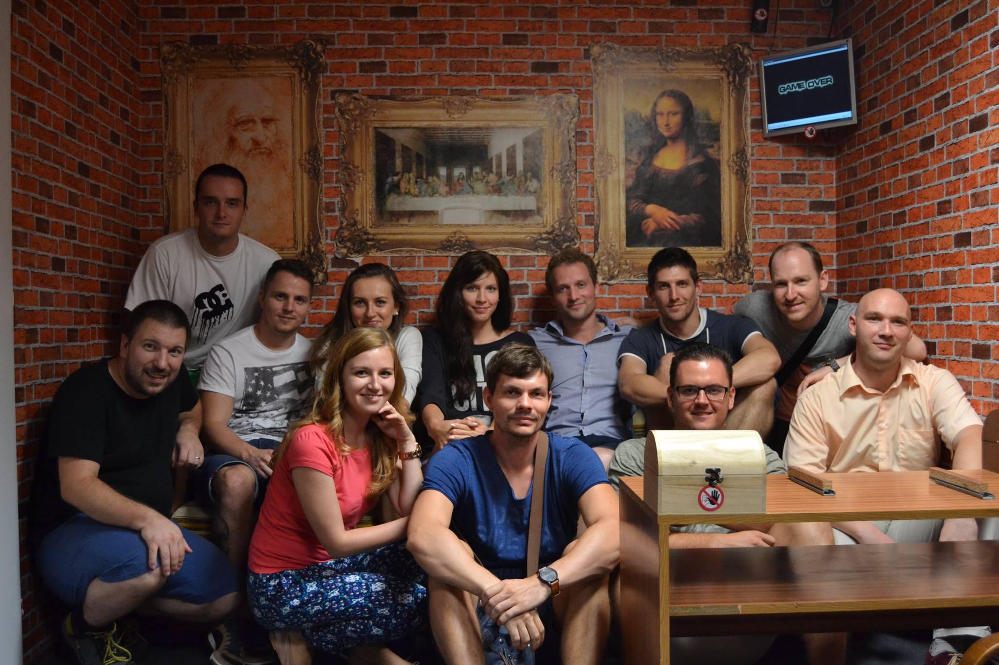 V Da Vinciho tajomnej izbe