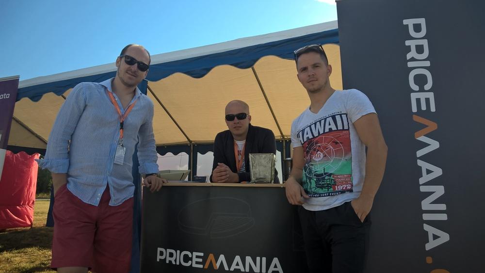 Stánok Pricemania