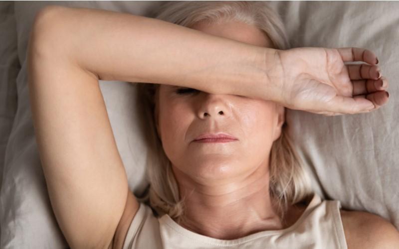 zena v menopauze